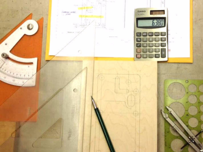 customer blueprints and drawings